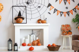 decoracao halloween